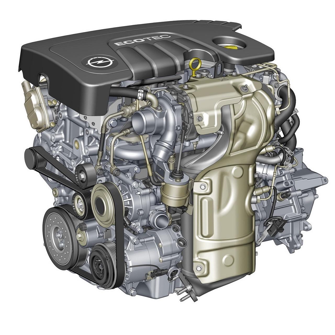 Nouveau Moteur Opel 1.6 CDTI Zafira Tou 3