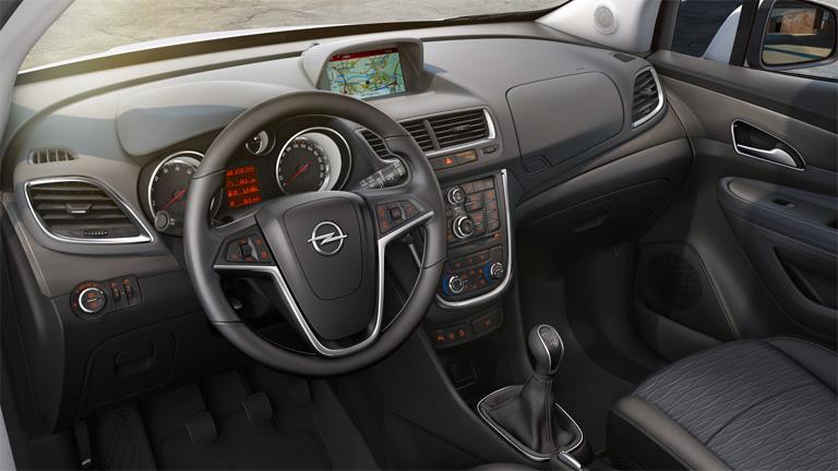Opel mokka opel axocar la valentine 0491353535 for Interieur opel mokka