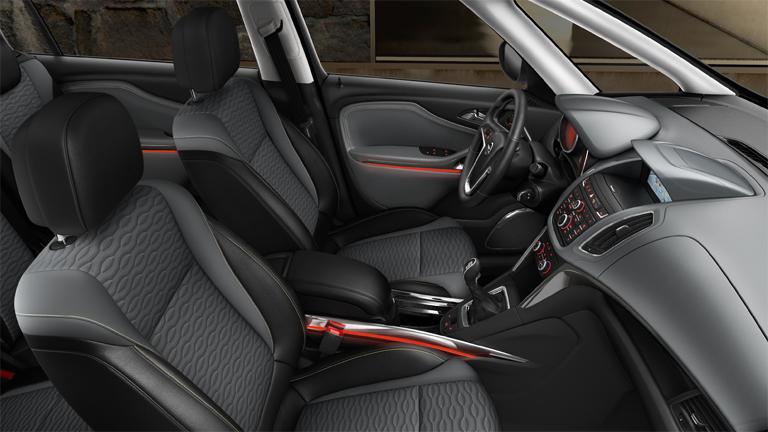 Opel zafira tourer opel axocar la valentine 0491353535 for Interieur zafira tourer