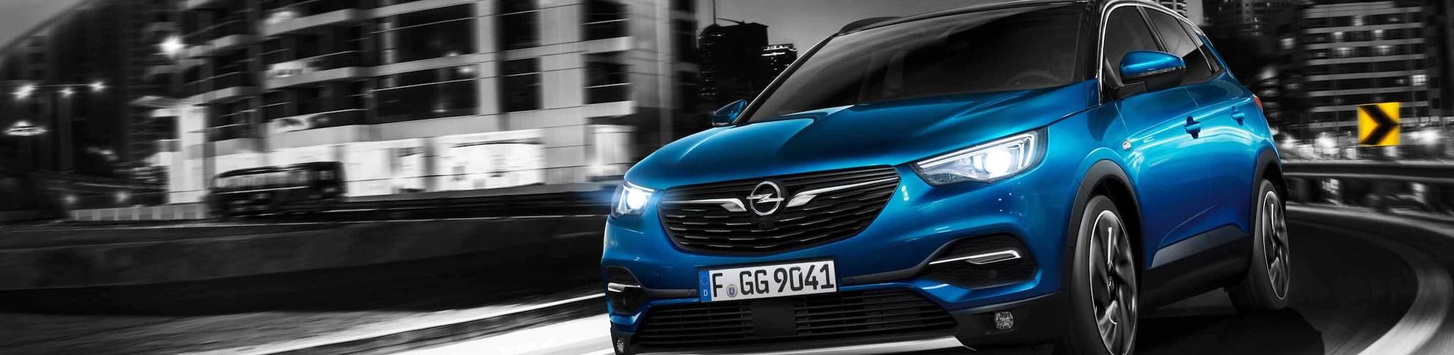 Opel Grandland X Exterior 2