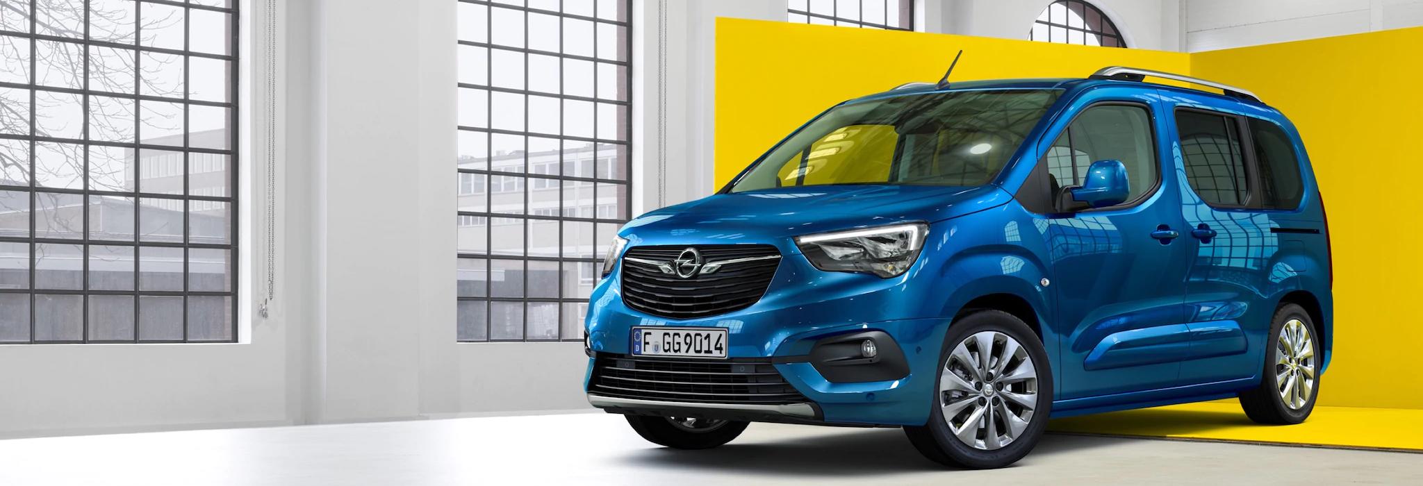 Opel Combo Life Exterior 21x9 Cml18 E01 001