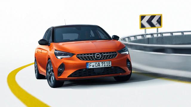 Opel Corsa Exterior Gallery 16x9 Co20 E01 004