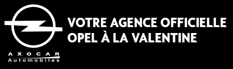 Opel Axocar à La Valentine 0491353535